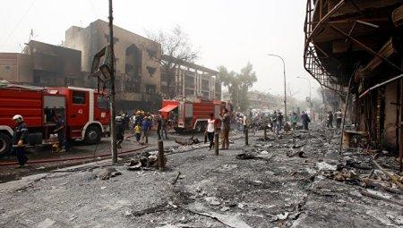 Число жертв терактов в Багдаде увеличилось до 290 человек /Обновлено/