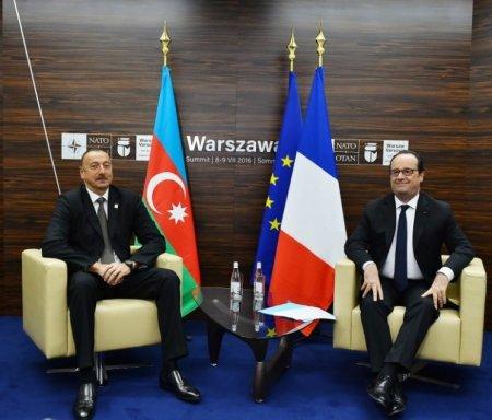 """Ильхам Алиев: """"Армения создает серьезную угрозу региональной безопасности"""""""