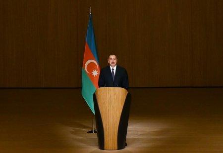 Президент Ильхам Алиев: Азербайджан сегодня играет особую роль в межцивилизационном диалоге