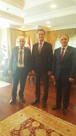 Представители СМИ Азербайджана поддержали Анкару