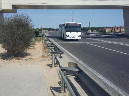 В Баку изменены направления некоторых маршрутных автобусов