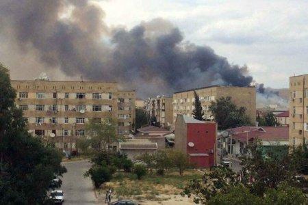 В результате взрыва на военном заводе в Азербайджане погибли два человека